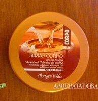 Burro Corpo de Bottega Verde, una crema nutritiva para piel seca y muy seca. Mi prueba