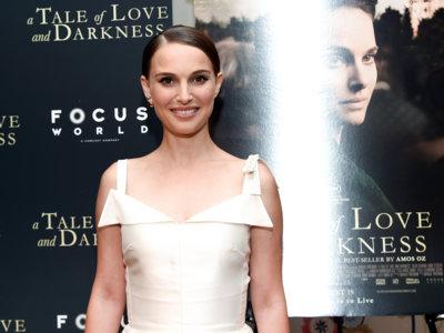 Natalie Portman, hacía mucho que no te veíamos y has patinado con tu vestido Dior