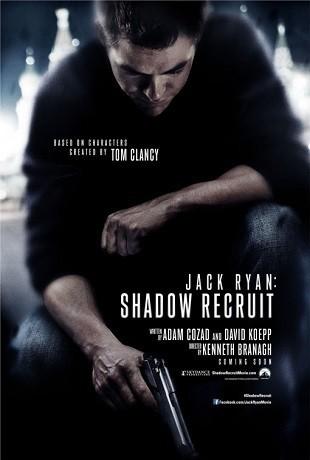 'Jack Ryan: Shadow Recruit', tráiler y cartel