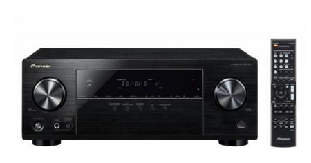 Pioneer anuncia el VSX-531, un receptor de audio-vídeo para la gama de entrada