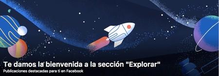 Seccion Explorar