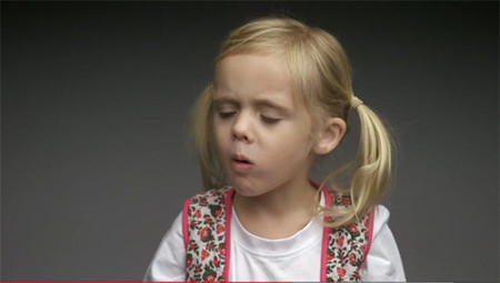 ¿Cómo reaccionan los niños cuando prueban un alimento nuevo?