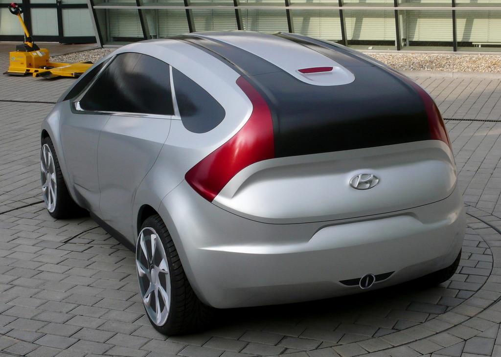 Foto de Hyundai i-Mode (12/36)