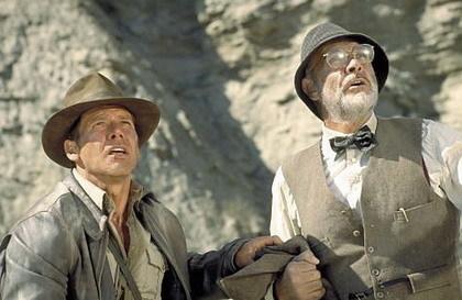 'Indiana Jones y la Última Cruzada', la búsqueda de la identidad