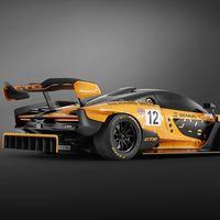 El McLaren Senna GTR de producción está casi listo y confirma 825 CV y 1.000 kg de carga aerodinámica
