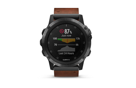 Garmin Fenix 5 Plus 3