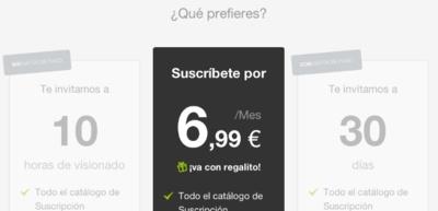 Youzee abre su servicio para todo el mundo y presenta su aplicación para el iPhone