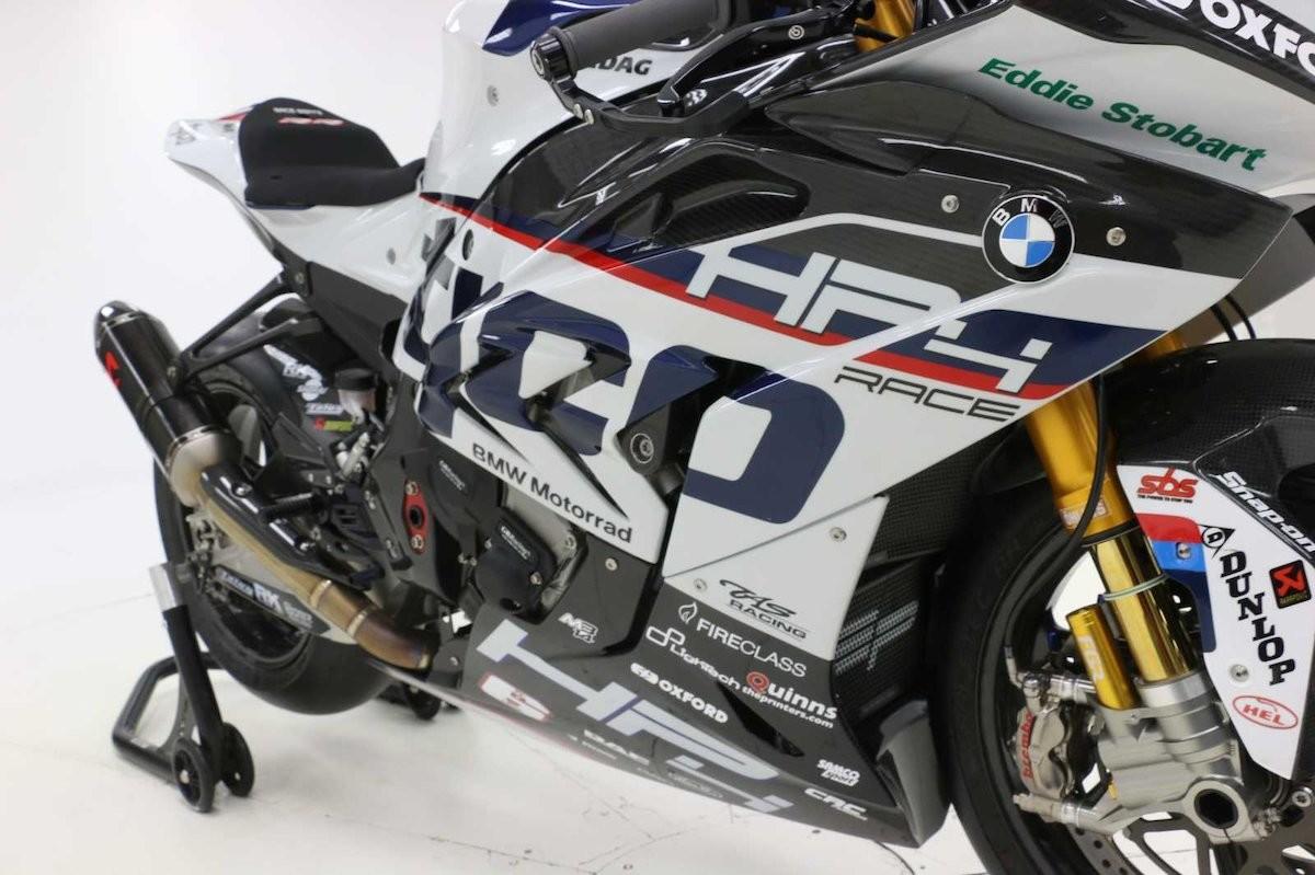 Foto de BMW HP4 Race preparada para Michael Dunlop (5/16)