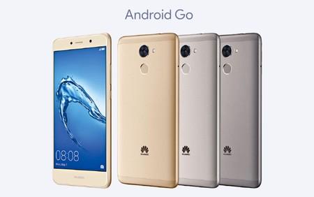 Huawei se une al proyecto Android GO: Google confirma que lanzarán un móvil para mercados emergentes
