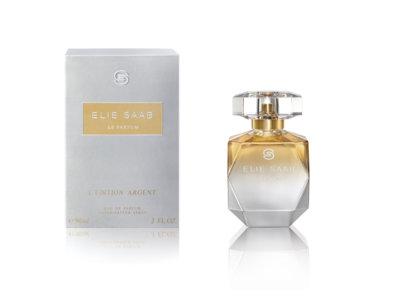 Le Parfum Edition L'Argent, el clásico de Elie Saab se envuelve en el lujo sin perder su esencia
