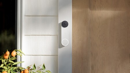 Google Timbre Nest Bateria Caracteristicas