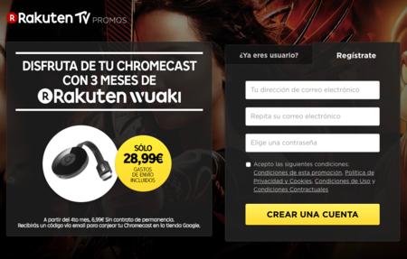 Transforma tu viejo televisor en (casi) un Smart TV por 28,99 euros con 3 meses gratis de Wuaki