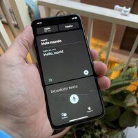 Cómo usar la aplicación Traducir en iOS incluso cuando no tenemos conexión a la red