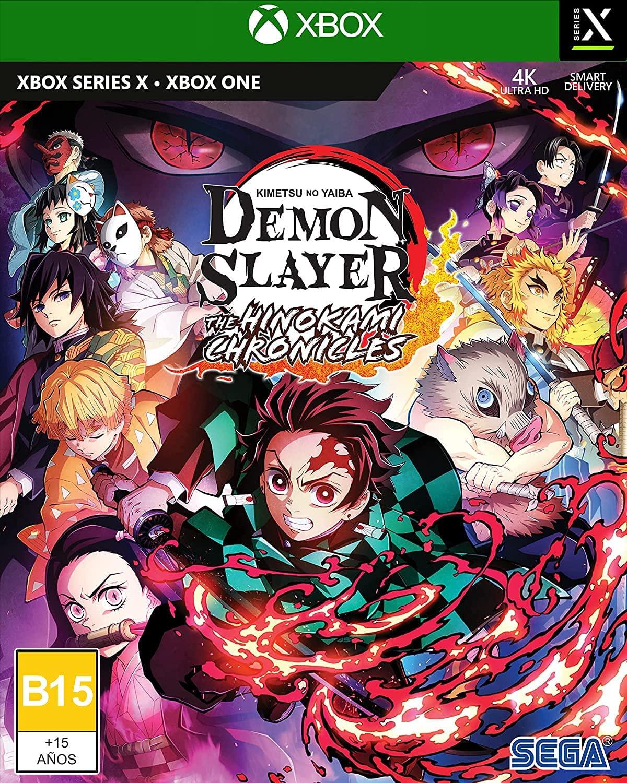 Demon Slayer: Kimetsu no Yaiba – The Hinokami Chronicles para Xbox One y Xbox Series X