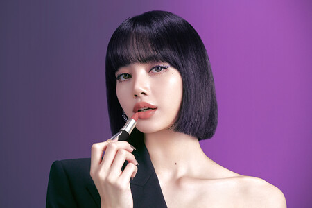 lisa blackpink mac cosmetics