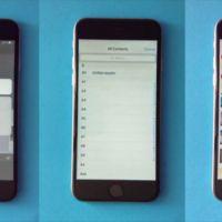 Un bug de iOS 9.3.1 permite el acceso a contactos y fotos en iPhone 6s/6s Plus sin necesidad de contraseña