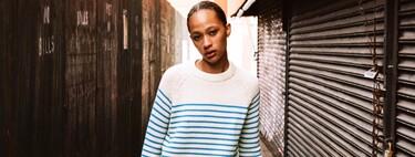 Nueve jerséis marineros de Zara para crear un buen fondo de armario: encontrarás tu imprescindible esta temporada