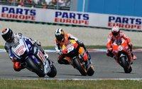 MotoGP Catalunya 2010: Lorenzo, Iannone y Márquez saldrán desde la pole en Montmeló
