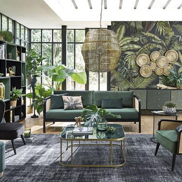 11 muebles de Maisons du Monde responsables con el medio ambiente: amueblan la casa y cuidan el planeta