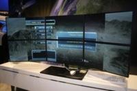 Samsung MD230, monitor con menos reborde