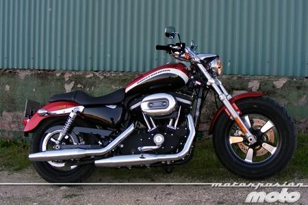 Harley-Davidson XL 1200CA Custom Limited, prueba (valoración, ficha técnica y galería)