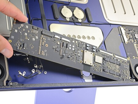 circuitería iMac
