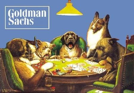 ¿Cómo gana dinero Goldman Sachs?