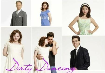 ¡Alerta, fans de 'Dirty Dancing'! Tenemos las primeras imágenes del 'remake' que se estrenará el próximo 24 de mayo