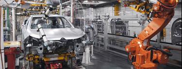 Batacazo en la producción de coches: este año España ha fabricado un 25,1% menos que en 2019, y septiembre ha sido peor aún