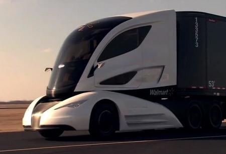 Walmart WAVE Concept, la apuesta por un transporte por carretera más evolucionado