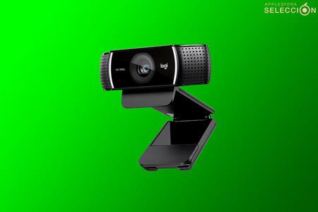 Mantén videollamadas de calidad con la webcam Full HD Logitech C922 Pro por 89,99 euros en Macnificos