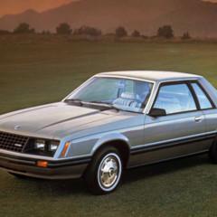 Foto 1 de 39 de la galería ford-mustang-generacion-1979-1993 en Motorpasión