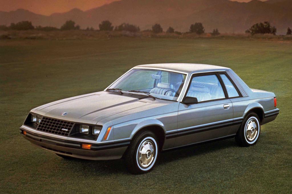 Foto de Ford Mustang: generación 1979-1993 (1/39)