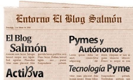 Cómo definir un buen logotipo y claves sobre la reforma laboral, lo mejor de  Entorno El Blog Salmón