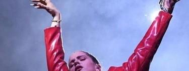 Rosalía arrasa en el festival de Coachella