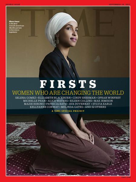 Times Mujeres Cambiando El Mundo