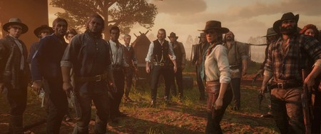 Red Dead Redemption 2 Personajes