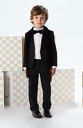 Foto de Especial moda infantil: Ralph Lauren y Gucci, estilo de adultos adaptado a los más pequeños (12/19)