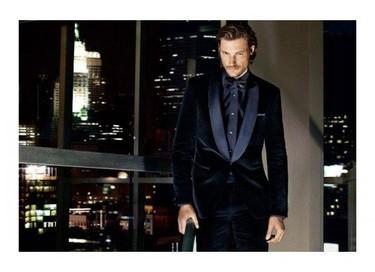 Hugo Boss Selection 2011 prefiere la sofistificación de Gabriel Aubry