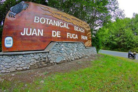 Parque Juan de Fuca
