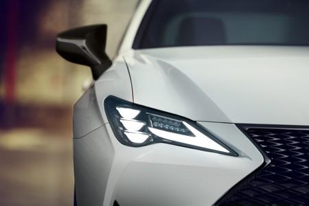 Lexus Rc Y Rc Black Line 2021 5