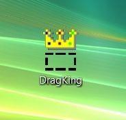 DragKing, para no tener que cortar pero si poder pegar