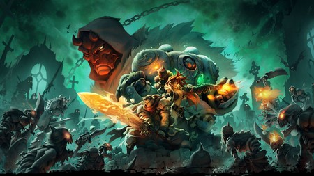 El nuevo pack de Humble Bundle está dedicado a THQ Nordic con juegos para PS4 como Darksiders y Battle Chasers: Nightwar