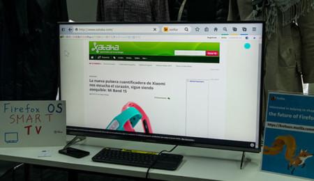 Firefox OS Smart TV demo