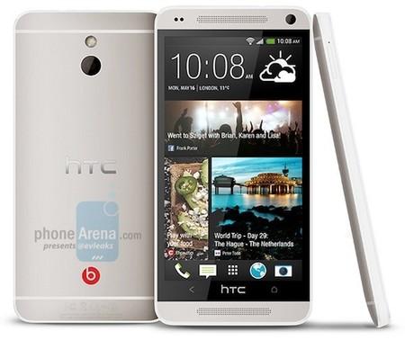 "HTC M4, filtrada la primera imagen del ""HTC One de gama media"""