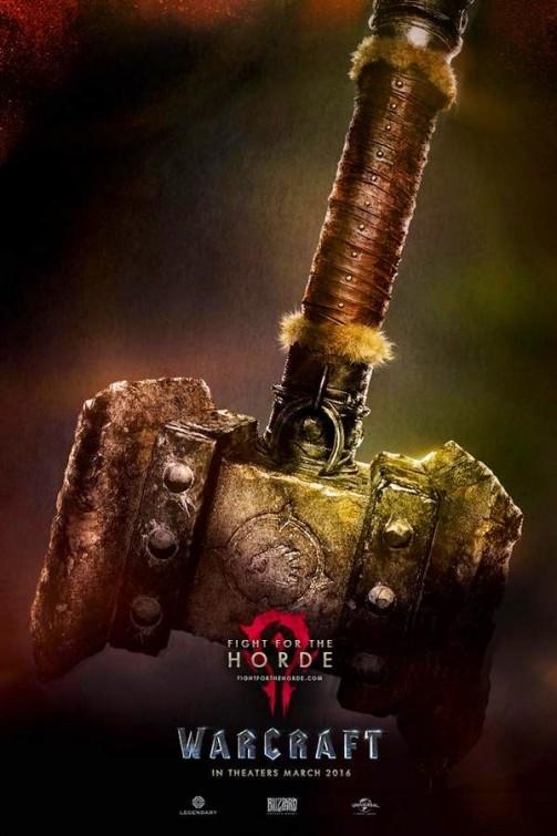 Foto de 'Warcraft: El origen', carteles de la película (2/17)