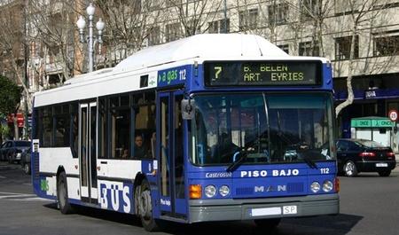 Autobús Auvasa