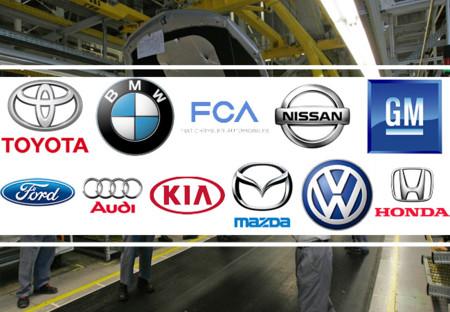 Produccion De Autos En Mexico