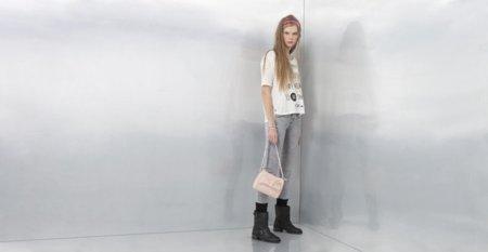Bershka, colección diciembre Otoño 2011: problemas con el desdoblamiento de la personalidad
