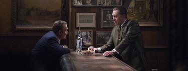 'El irlandés': una película excepcional que culmina el estilo y obsesiones de Martin Scorsese